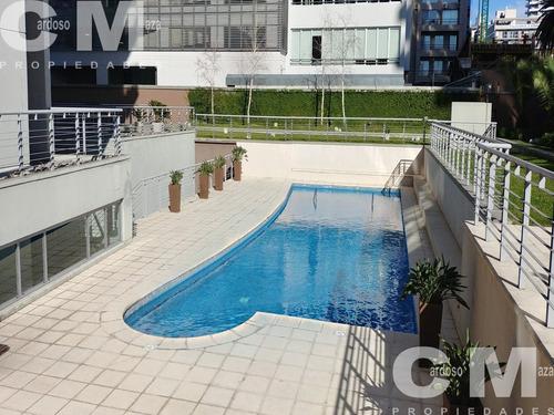alquiler departamento 2 ambientes-vista río-olivos-vte lopez