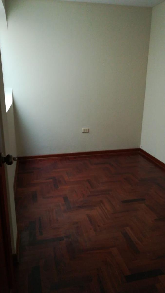 alquiler departamento 2do piso monterrico surco