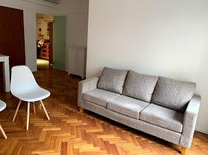 alquiler departamento 3 ambientes con dep.barrio norte