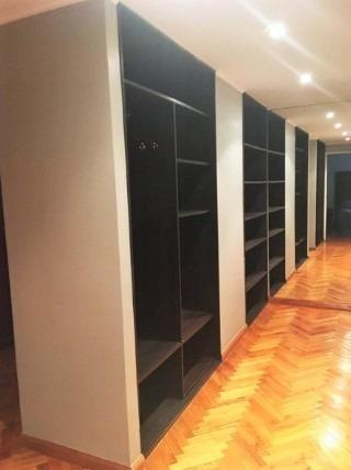 alquiler departamento 3 ambientes en palermo, amoblado