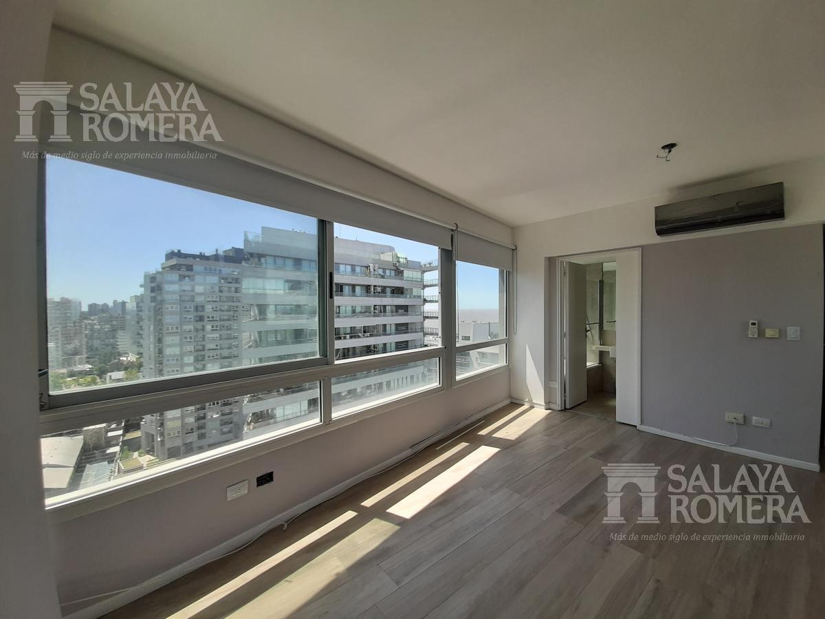 alquiler departamento 3 ambientes piso alto vista al rio c/cochera - amenities - olivos puerto