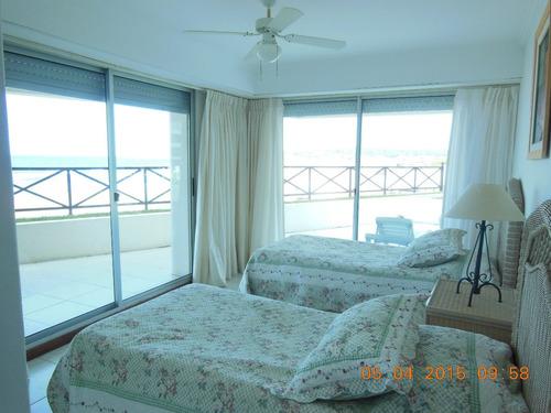 alquiler departamento 3 dormitorios playa bikini manantiales
