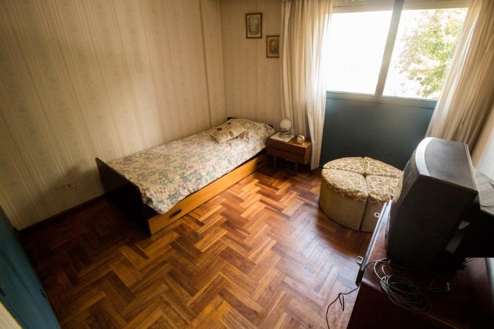 alquiler departamento 4 ambientes con cochera- villa urquiza