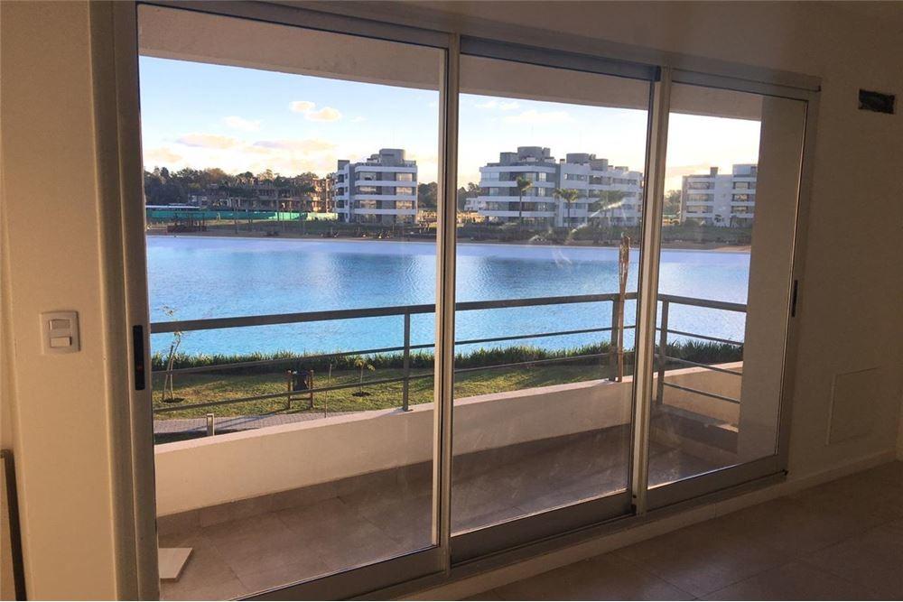 alquiler departamento c/cochera - lagoon pilar