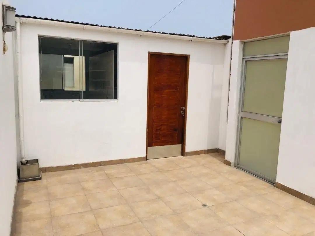 alquiler departamento la molina 3hab+1baño+terraza