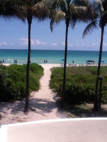 alquiler departamento miami beach sobre la playa