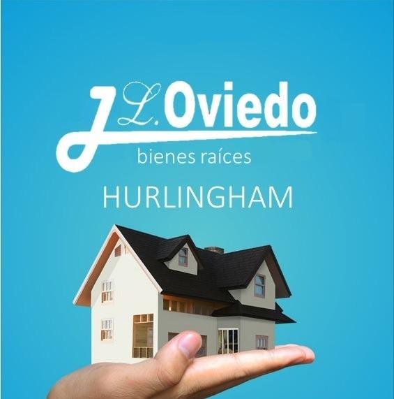 alquiler departamento venta terreno hurlingham ph casa !!