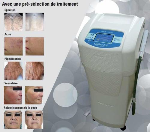 alquiler depilacion definitiva luz pulsada ipl manchas acné