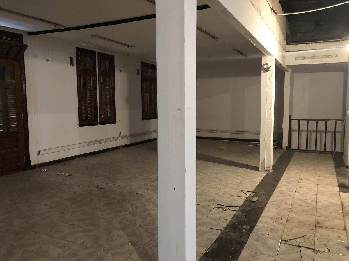 alquiler deposito 1660 m2 barrio chino - belgrano c