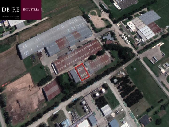 alquiler depósito 735 m2  parque industrial pilar