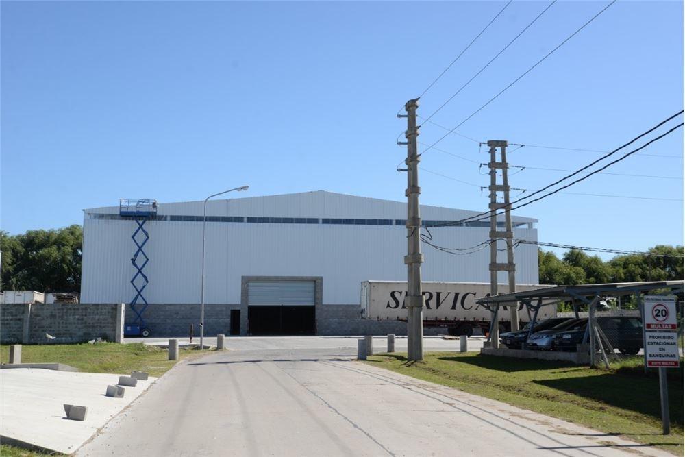 alquiler deposito parque industrial oeste 1300m2