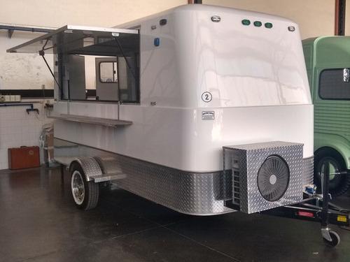 alquiler diario food trailer mactrail 100l