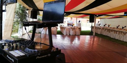 alquiler disco movil quito valles karaoke iluminación