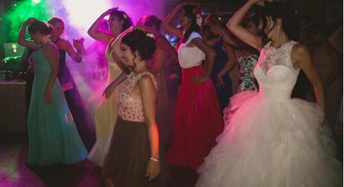 alquiler disco movil/dj/luz uv neon/confetti/humo
