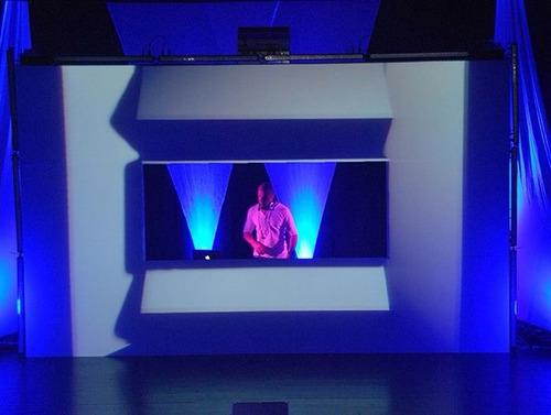 alquiler discplay, sonido, iluminación, decoración en led