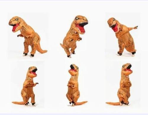 alquiler disfraz dinosaurio adulto