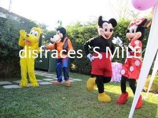 alquiler disfraz mickey dra toy story kitty minion sofia