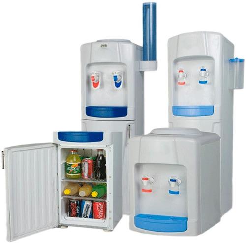 alquiler dispenser de agua frio/calor a red. probalo gratis!