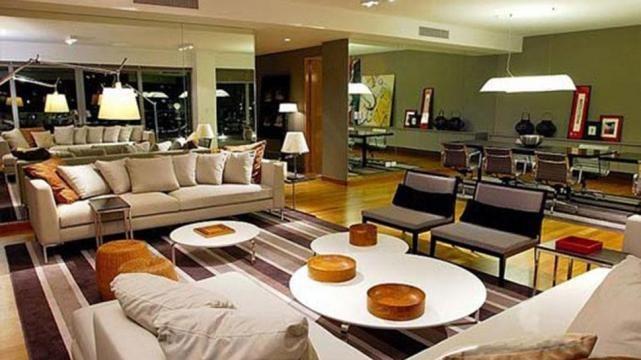 alquiler dpto de 2 suites, cochera y baulera en madero center- puerto madero