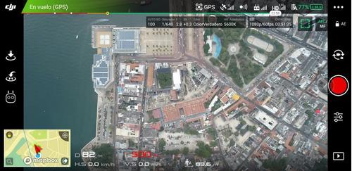 alquiler drone en cartagena phantom 4 pro video 4k fotos 360