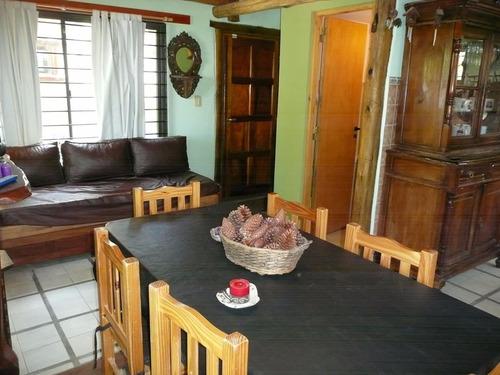 alquiler duplex 1 dormitorio villa gesell barrio norte