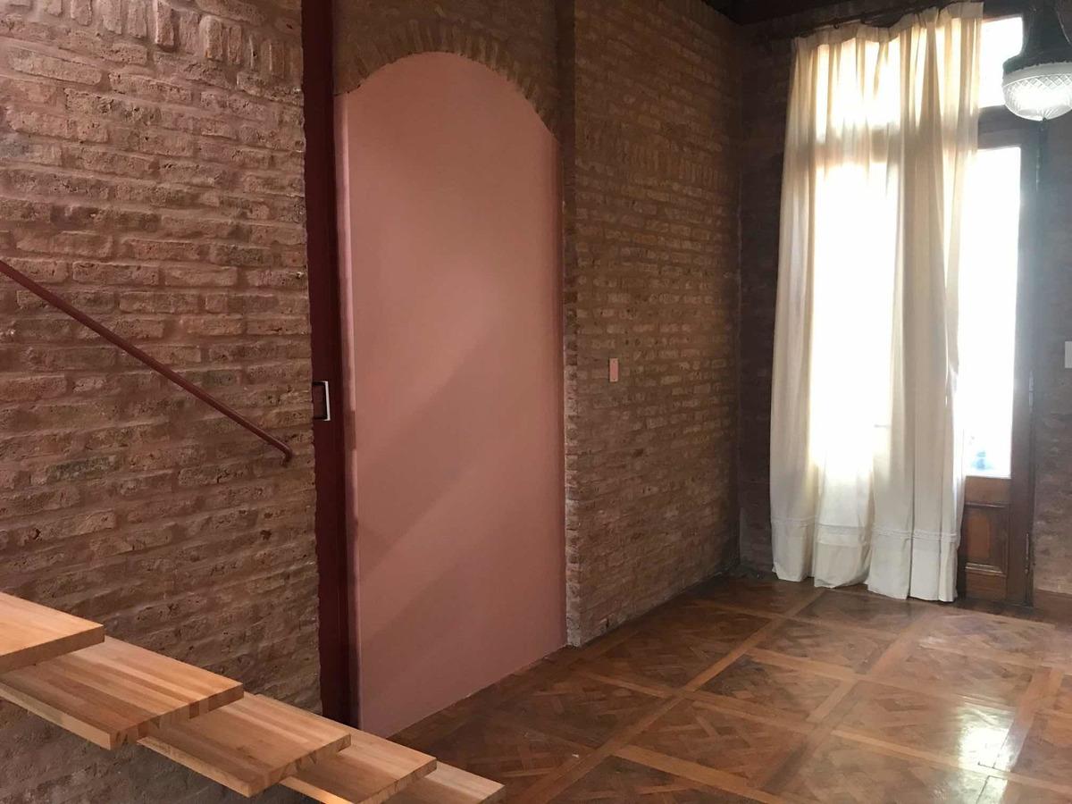 alquiler: duplex 2 ambientes, excelente. v. morra pilar
