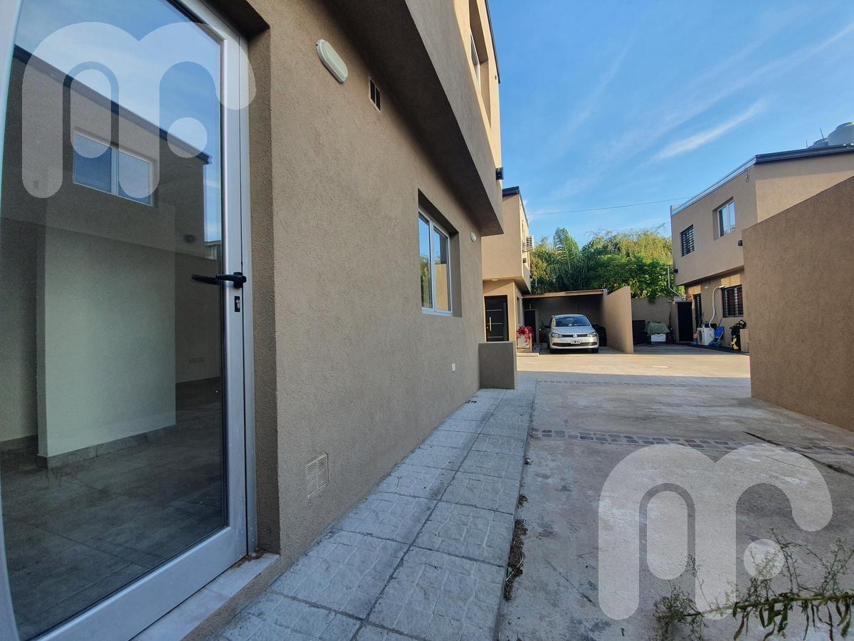 alquiler duplex - barrio gambier