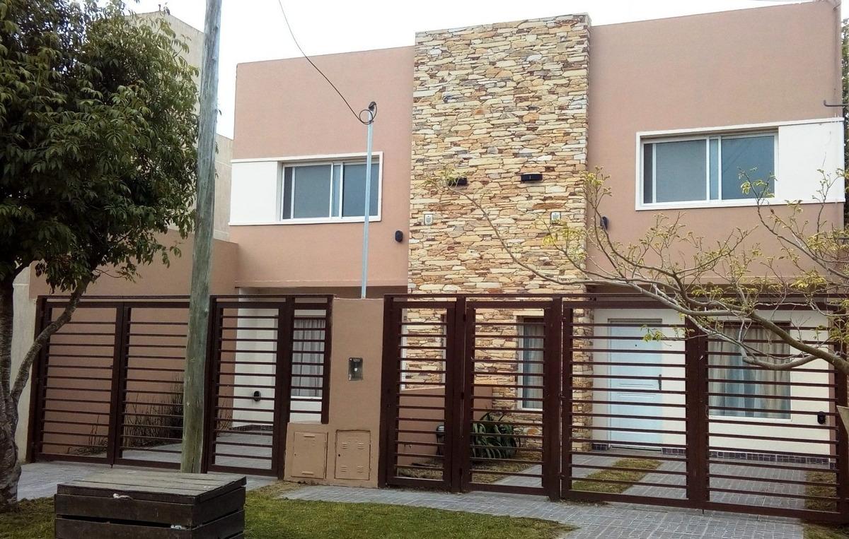 alquiler duplex miramar 3 ambientes