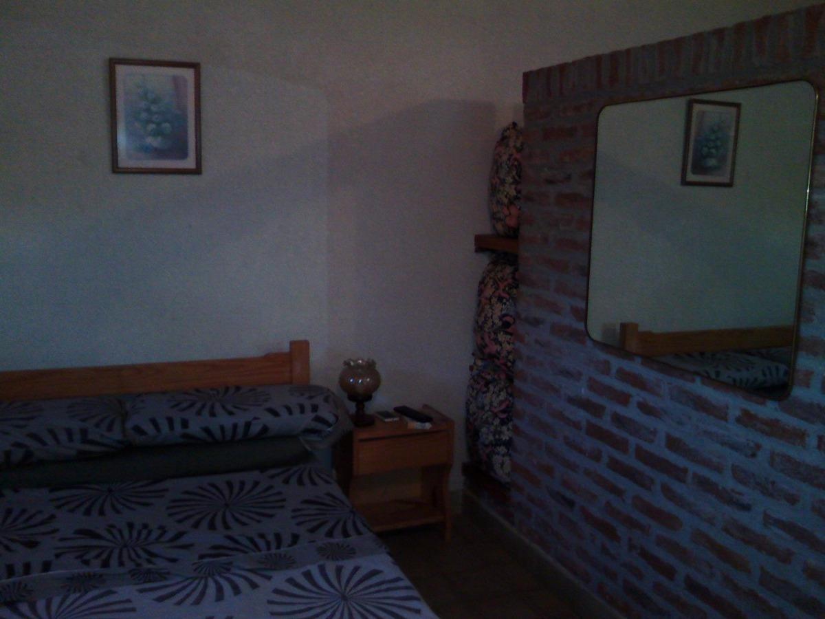 alquiler duplex tipo cabaña a 2 cuadras del mar