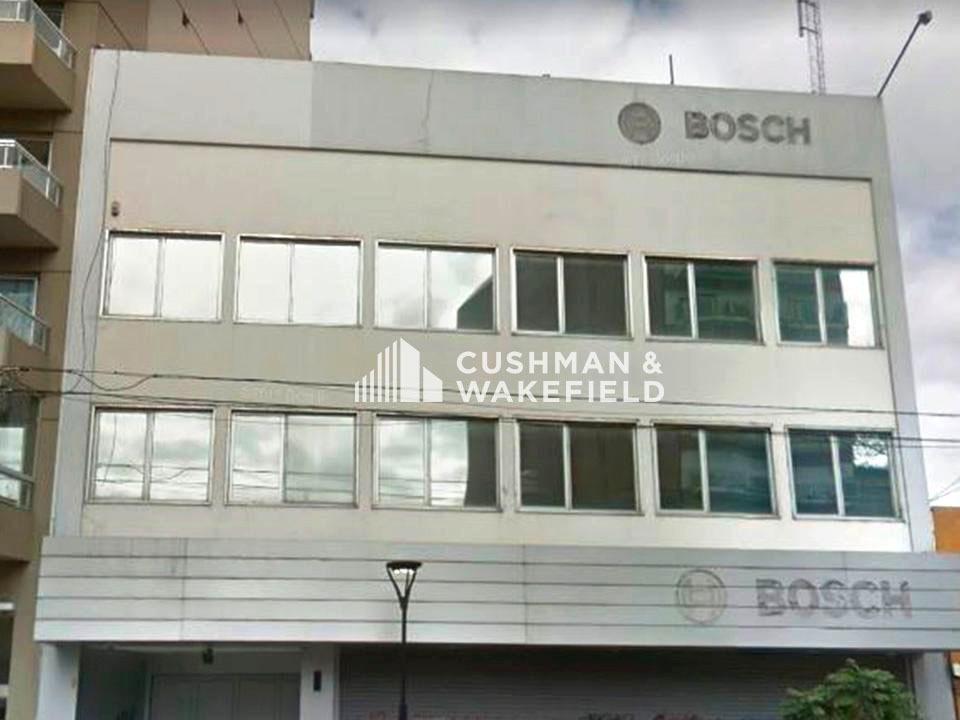 alquiler edificio oficinas + local - av. córdoba 5160