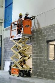 alquiler elevadores de personal, manlift ,plataformas aereas
