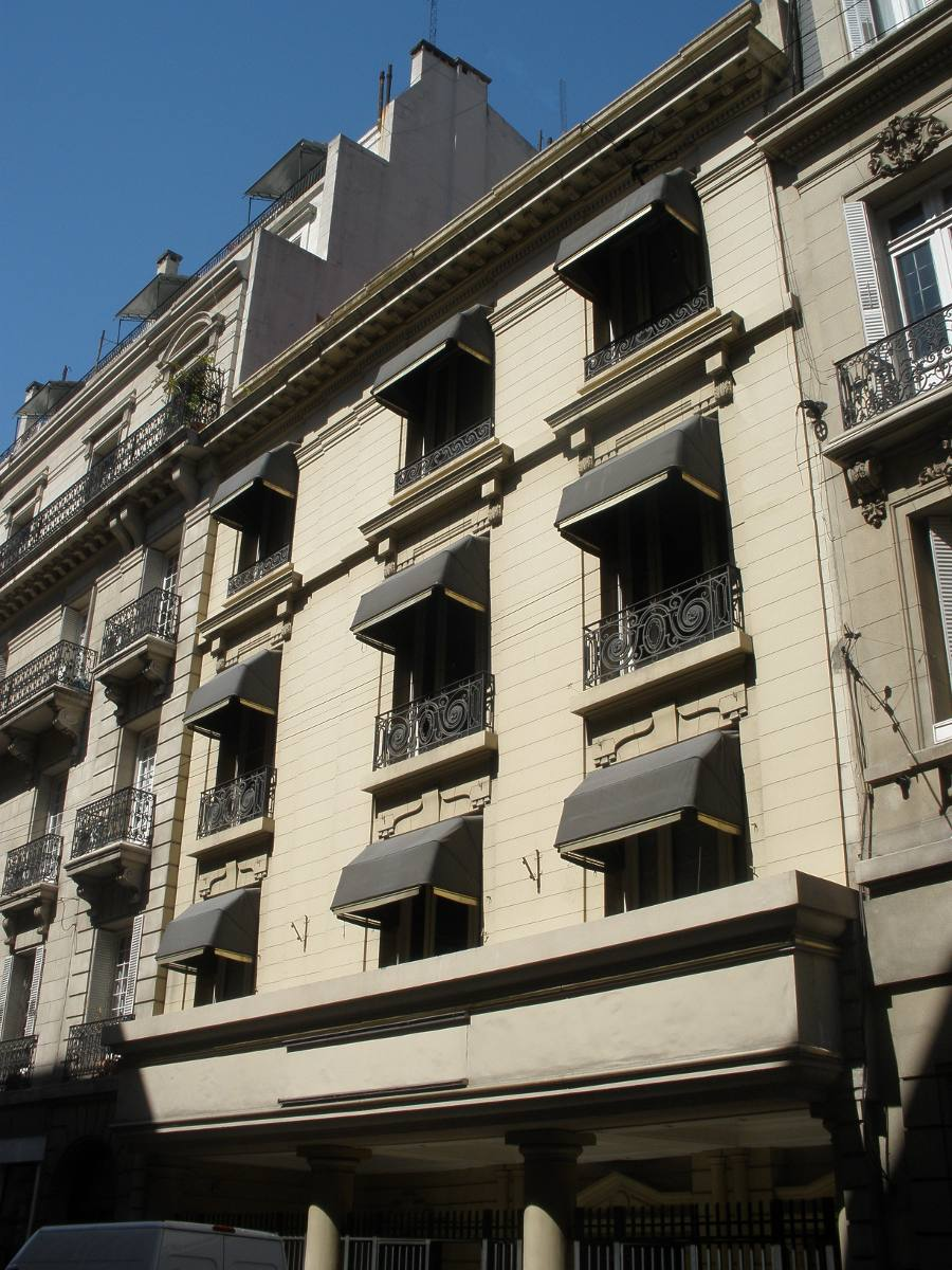 alquiler en block, oficinas   viamonte 542, caba   1.443 m²