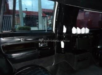 alquiler en bogota limosina - carros