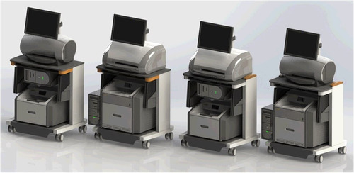 alquiler equipamiento carestream rx panorámicos impresoras