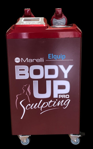 alquiler equipo body up pro sculpting 2 cabezales
