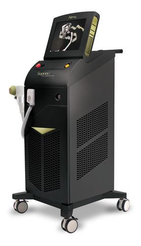 alquiler equipo de depilación definitiva láser soprano ice