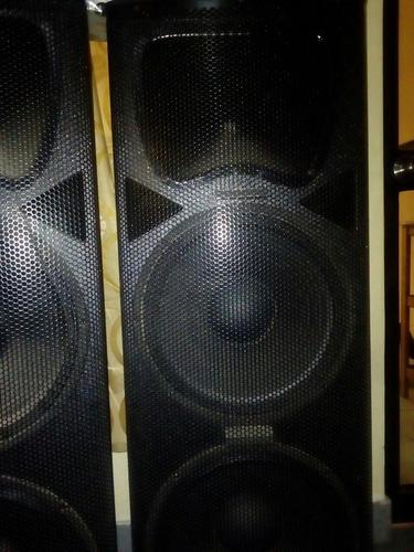 alquiler equipo de sonido y luces
