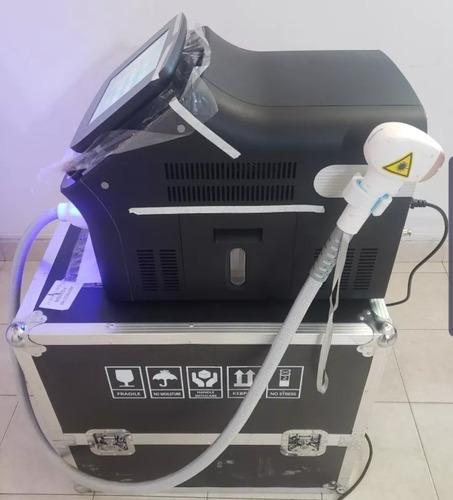 alquiler equipo depilación definitiva  laser trio ice