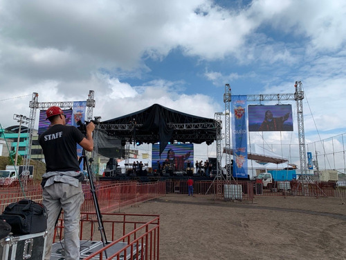 alquiler equipos de video pantallas gigantes led