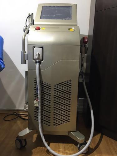alquiler equipos depilacion definitiva diodo laser soprano