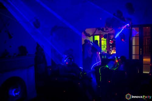 alquiler equipos sonido parlantes luces karaoke breña surco