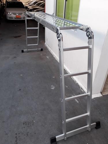 alquiler escaleras de aluminio y madera tijera y extensible