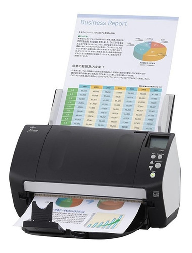 alquiler escaner fujitsu 7160 oficina 60 ppm duplex software
