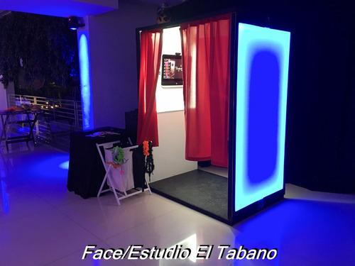 alquiler espejo mágico mirrorbooth, cabina de fotos y video