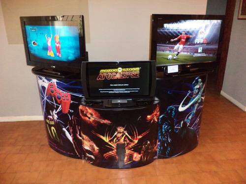alquiler estacion de videojuegos -- todo tipos de eventos