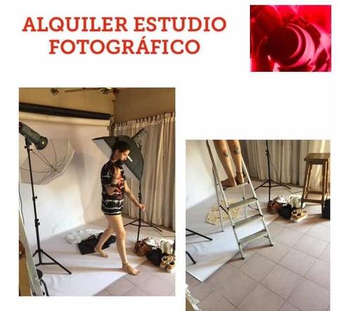 alquiler estudio fotográfico
