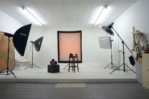 alquiler estudio fotografico,book,producto,cursos - video 4k