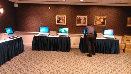 alquiler eventos aio ipads laptops touch computadoras cgbnet
