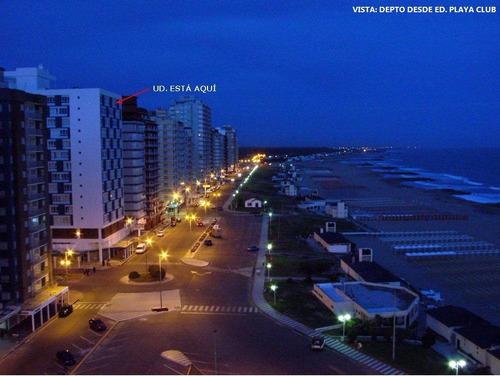 alquiler excelente depto miramar centro costa atlántica