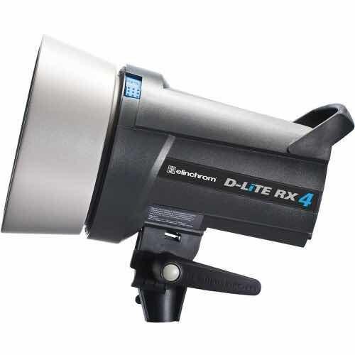 alquiler flashes de estudio elinchrom  flash de cámara nikon